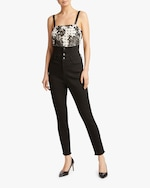Judy Zhang Skinny High-Waisted Jeans 1