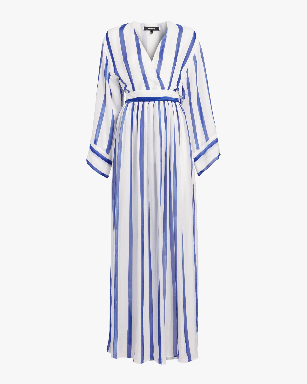 Judy Zhang V Neck Tea Dress 1