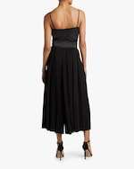 Judy Zhang Pleated High-Waisted Pants 2