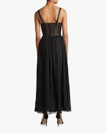 Judy Zhang Bustier Slip Dress 2