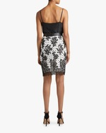 Judy Zhang Lace Pencil Skirt 2
