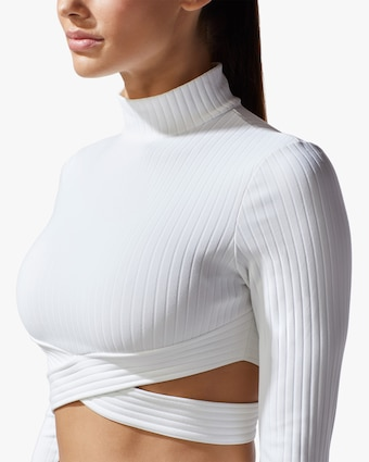 Reflex Ribbed Top