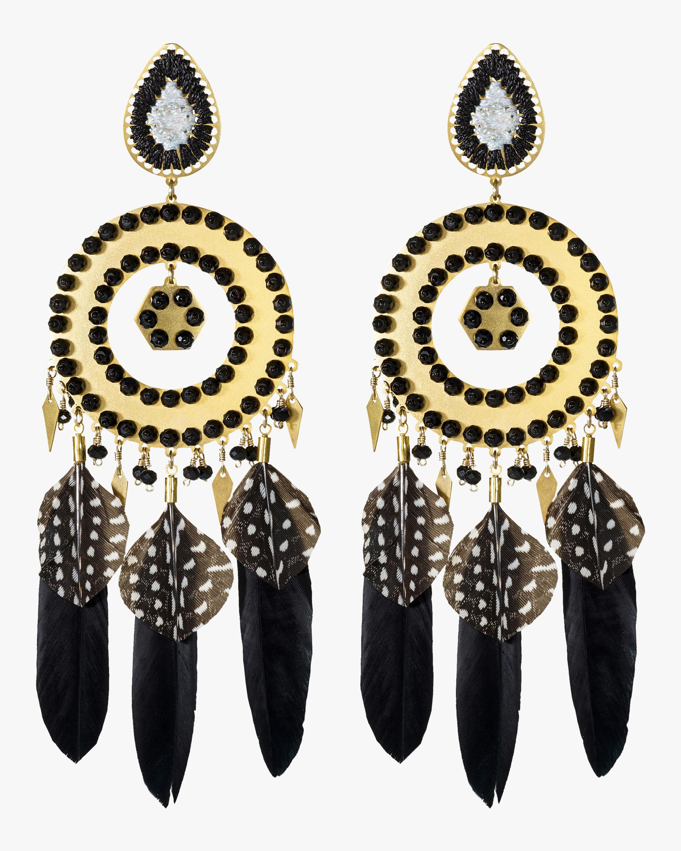 Mercedes Salazar Ra Earrings 0