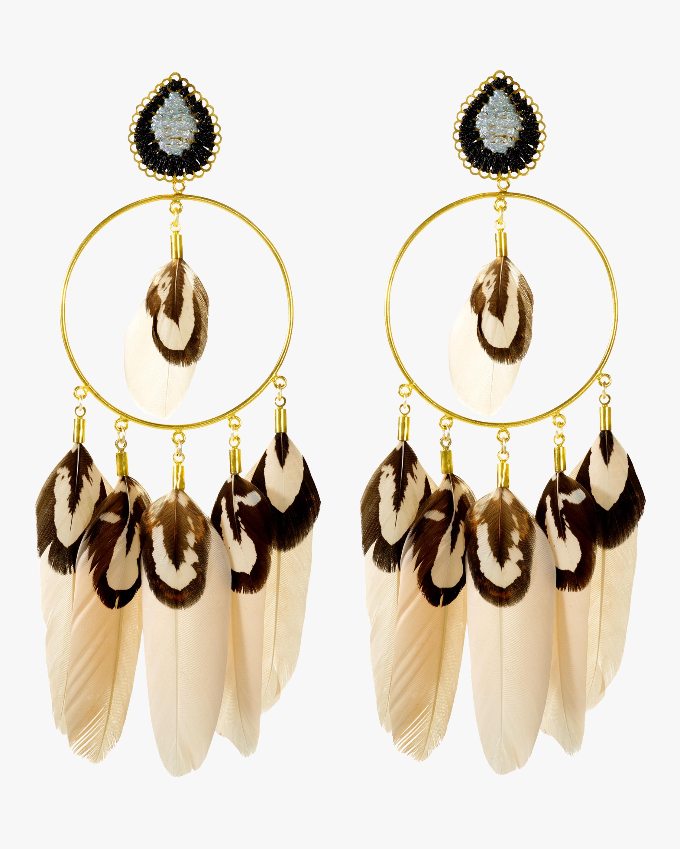 Mercedes Salazar Midday Sun Earrings 0