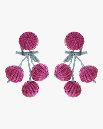 Alheli Cherry Earrings
