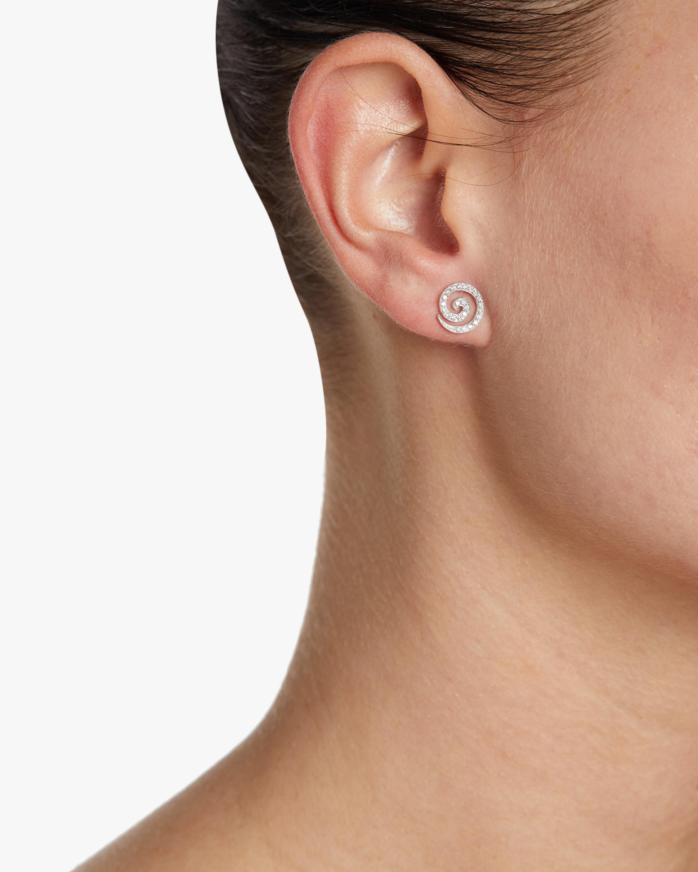 Small Chakra Stud Earrings
