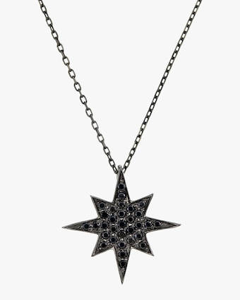 Ankha Starburst Inner Pendant Necklace 1