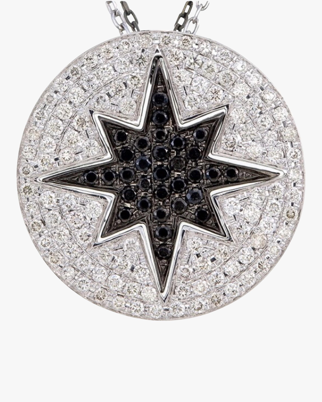 Ankha Starburst Inner Pendant Necklace 3