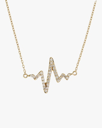 Ankha Heartbeat Necklace 1