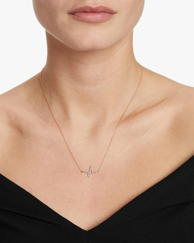 Ankha Heartbeat Necklace 1