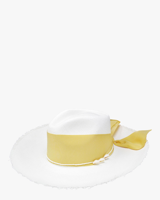 Aguacate Long-Brim Panama Hat