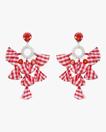Ranjana Khan Ramona Clip-On Earrings 1