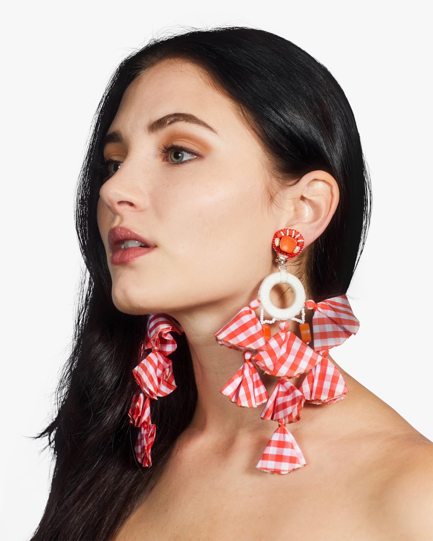 Ranjana Khan Ramona Clip-On Earrings 1