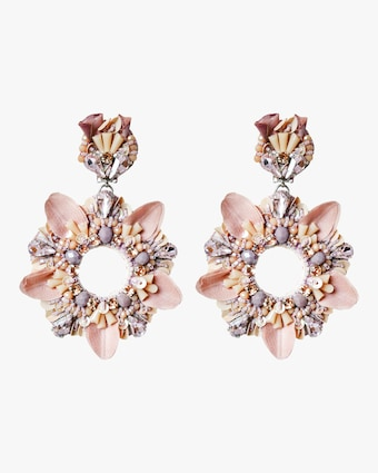 Ranjana Khan Amada Clip-On Earrings 1