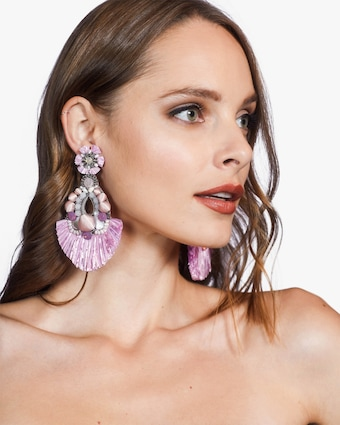 Ranjana Khan Roberta Clip-On Earrings 2