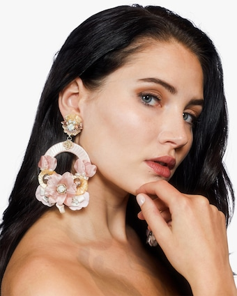Ranjana Khan Nina Clip-On Earrings 2