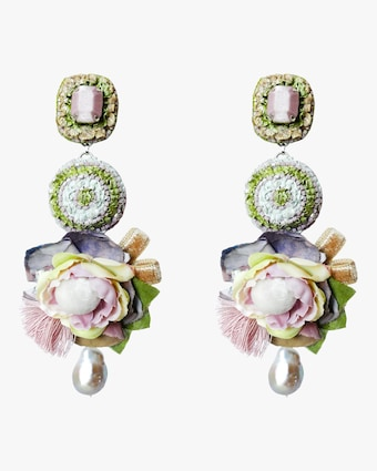 Teresa Clip-On Earrings