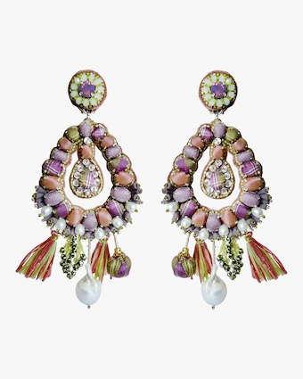 Ranjana Khan Salma Clip-On Earrings 2