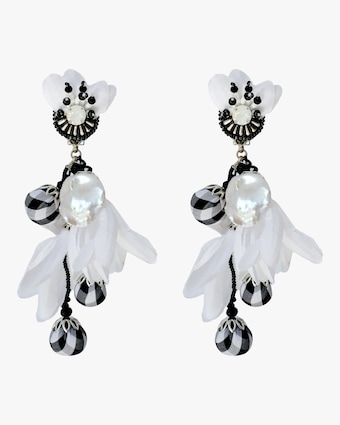 Ranjana Khan Juliana Clip-On Earrings 1