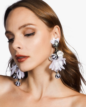Ranjana Khan Juliana Clip-On Earrings 2