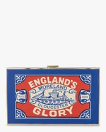 Anya Hindmarch England's Glory Matches Imperial Clutch 0