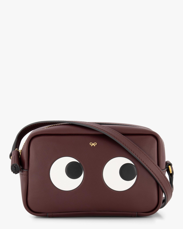 Anya Hindmarch Mini Eyes Crossbody Bag 0