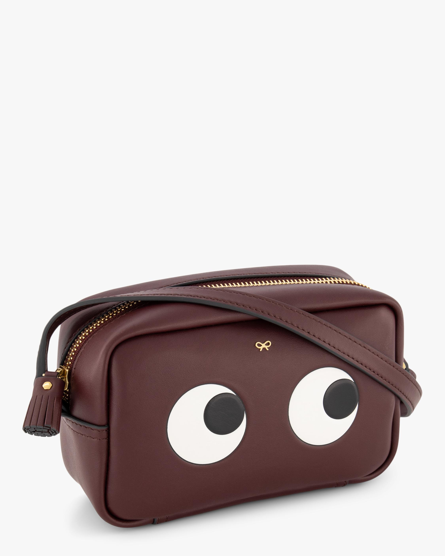 Anya Hindmarch Mini Eyes Crossbody Bag 1