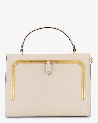 Anya Hindmarch Postbox Leather Handbag 1