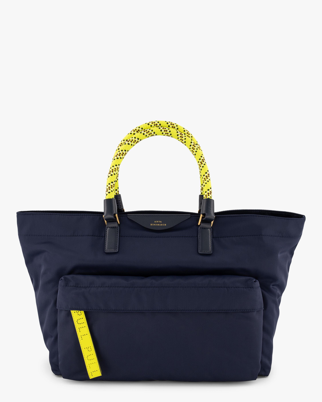 E/W Tote Bag