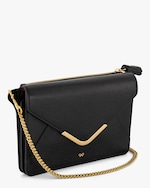 Anya Hindmarch Postbox Wallet-on-Chain 1