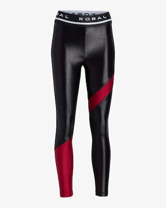 Koral Appel High-Rise LP Leggings 1
