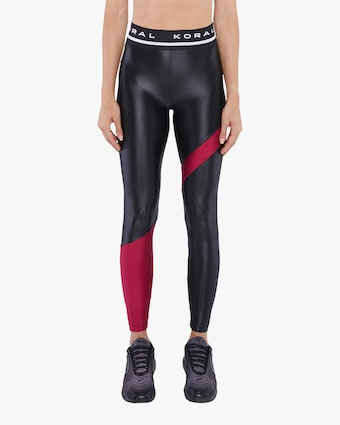 Koral Appel High-Rise LP Leggings 2