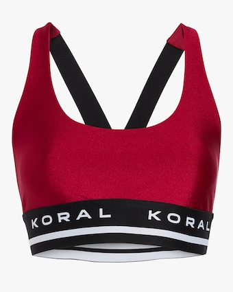 Koral Fame Limitless Plus Sports Bra 1