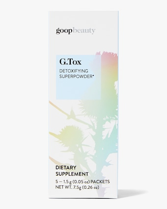 G.Tox Detoxifying Superpowder 30 Day