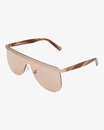The Mask 99mm Flat Top Shield Shield Sunglasses