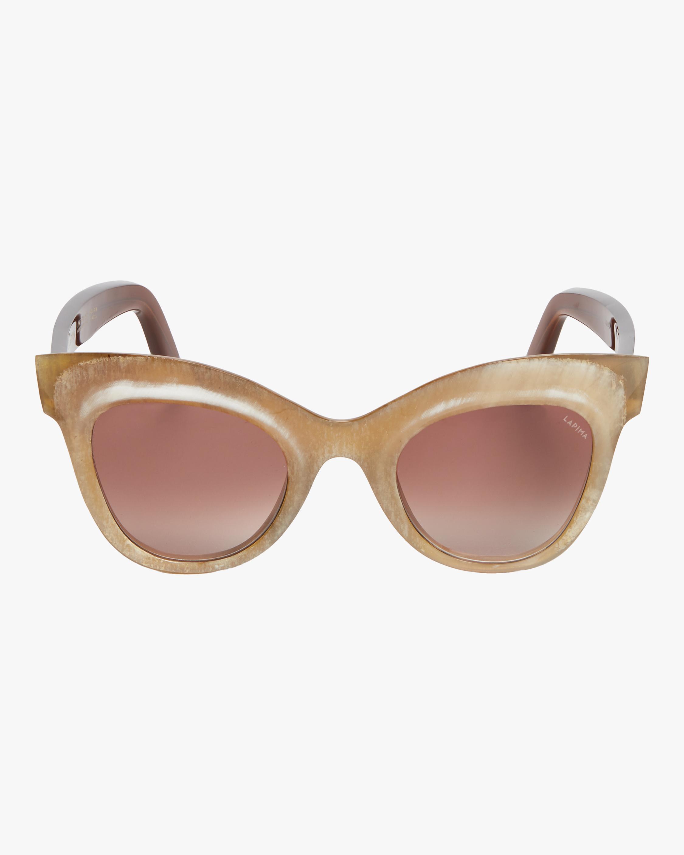 Helena Cat-Eye Sunglasses