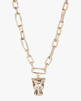 Panther Pendant Necklace