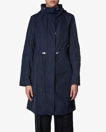 Funnel-Neck Anorak