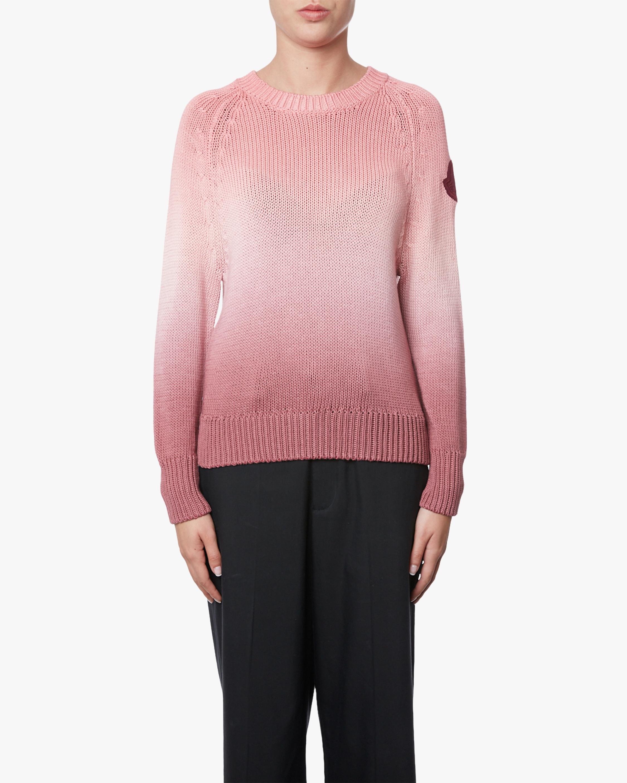 Ombré Crewneck Sweater