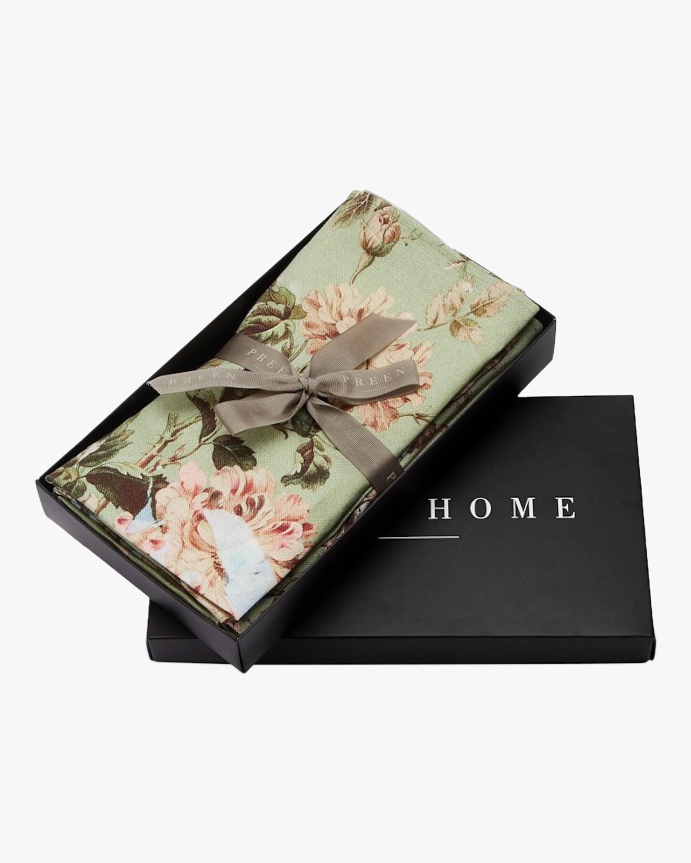 Preen by Thornton Bregazzi Home Set of Four Linen Napkins 1