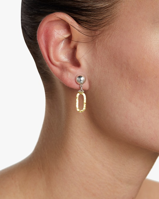 Gurhan Mango Link Drop Earrings 1