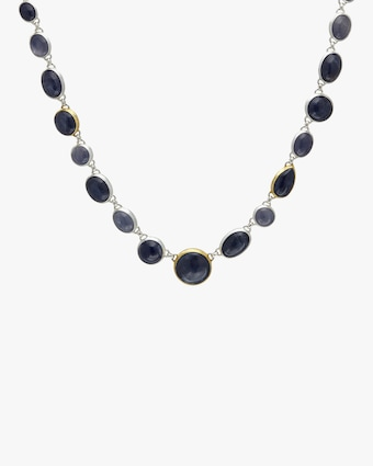 Galapagos Iolite All Around Necklace
