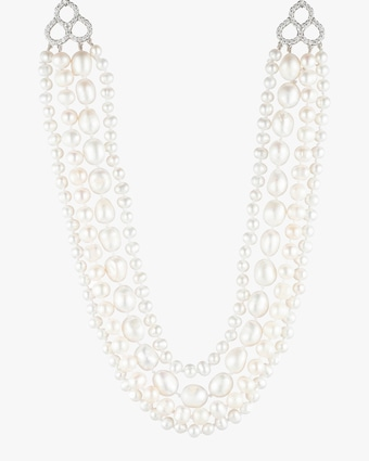 Freshwater Pearl Layered Necklace