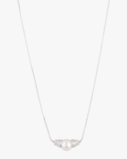 Carolee Freshwater Pearl Pendant Necklace 0