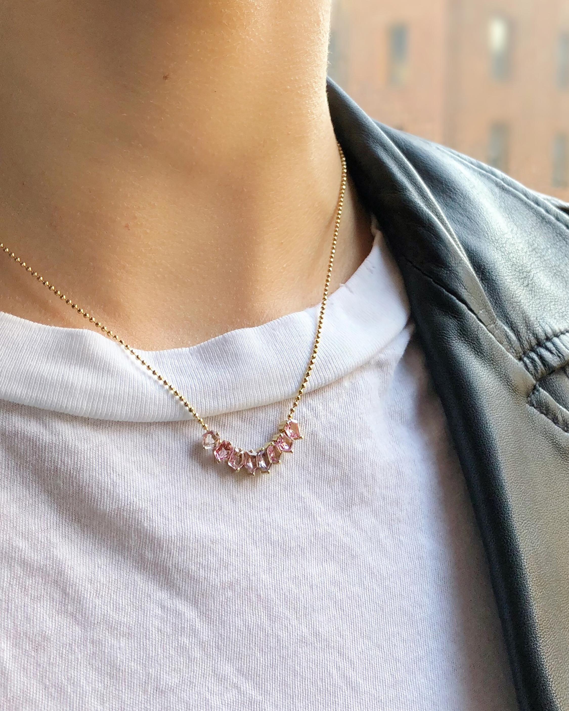 Mosaic Flow Necklace