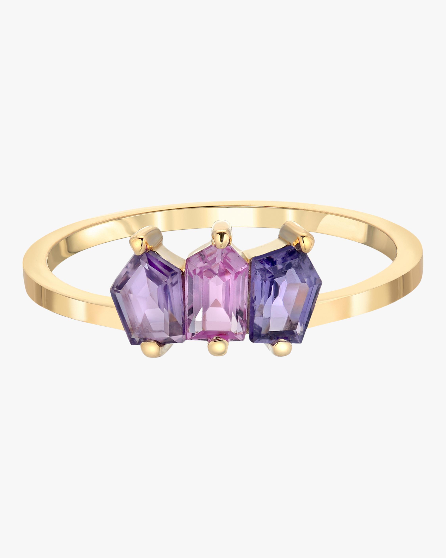 Era Petite Trio Sapphire Ring 1