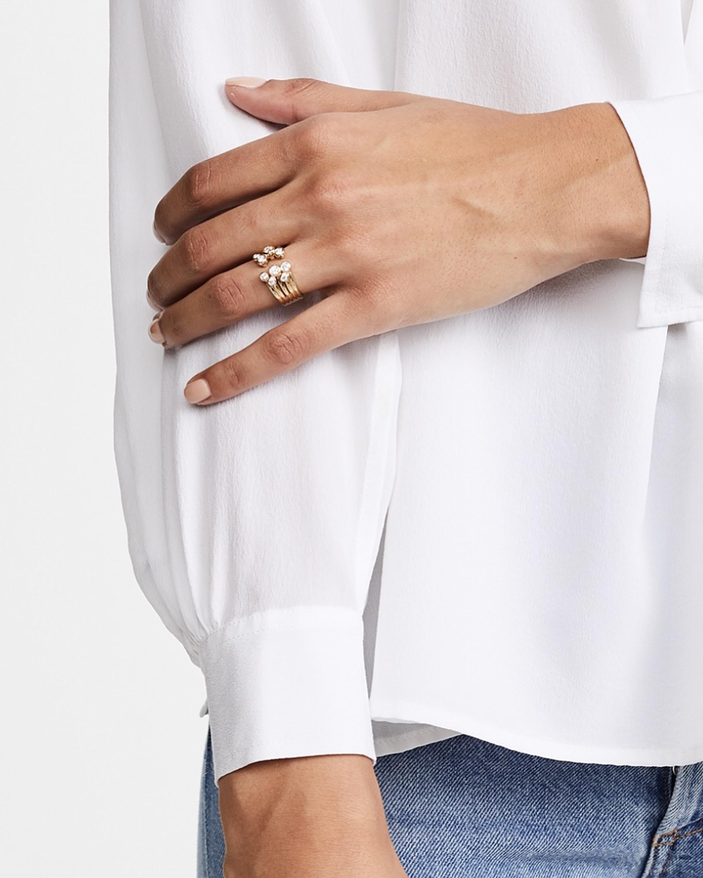 Poppy Bulb Ring
