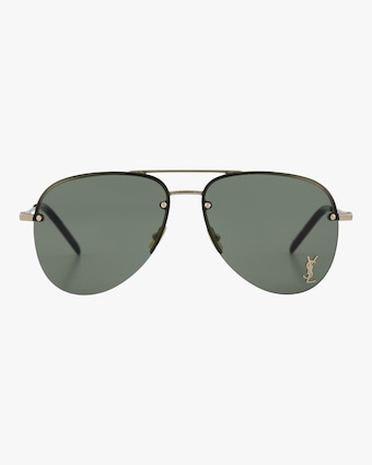 Saint Laurent Pilot Aviator Sunglasses 1