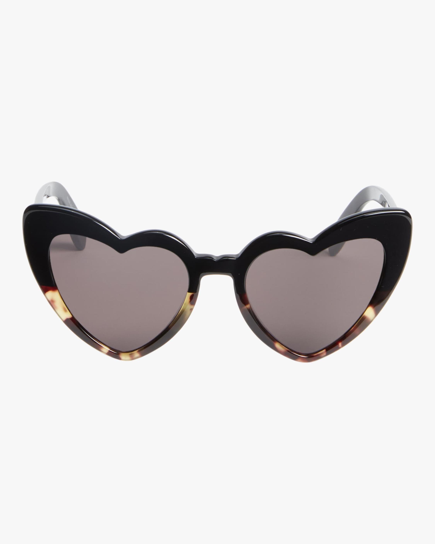 Lou Lou Heart Sunglasses