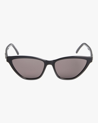 Injection Cat-Eye Sunglasses